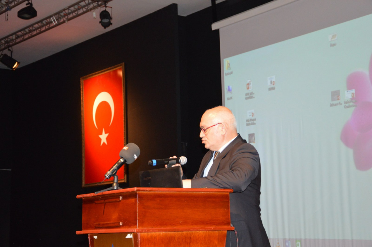 I. Uluslararası Türk Kültürü Ve Tarihi Sempozyumu Yeditepe Üniversitesi'nde Başladı Galeri - 4. Resim