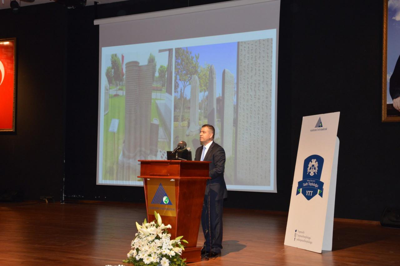 I. Uluslararası Türk Kültürü Ve Tarihi Sempozyumu Yeditepe Üniversitesi'nde Başladı Galeri - 59. Resim