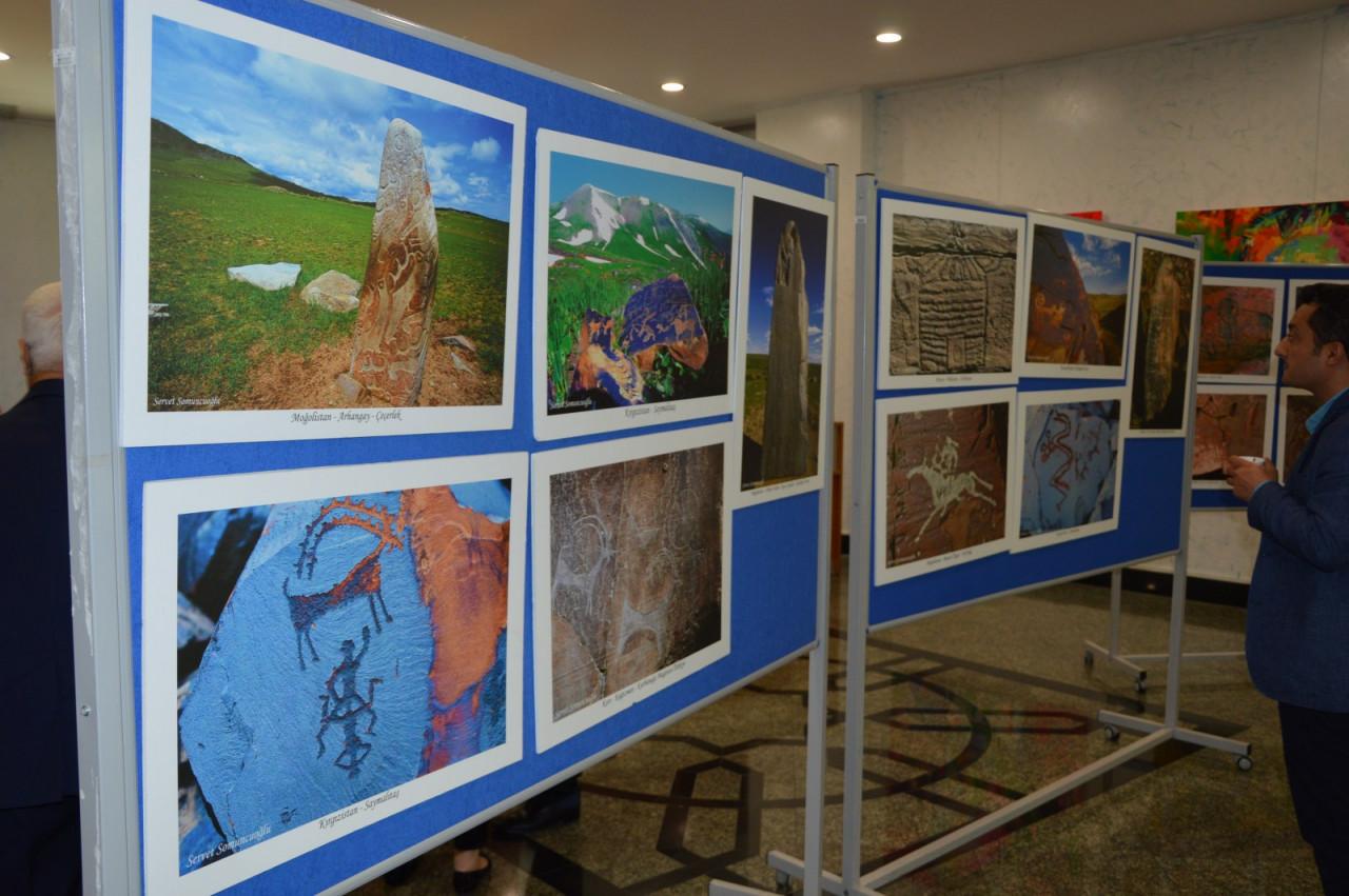 I. Uluslararası Türk Kültürü Ve Tarihi Sempozyumu Yeditepe Üniversitesi'nde Başladı Galeri - 38. Resim