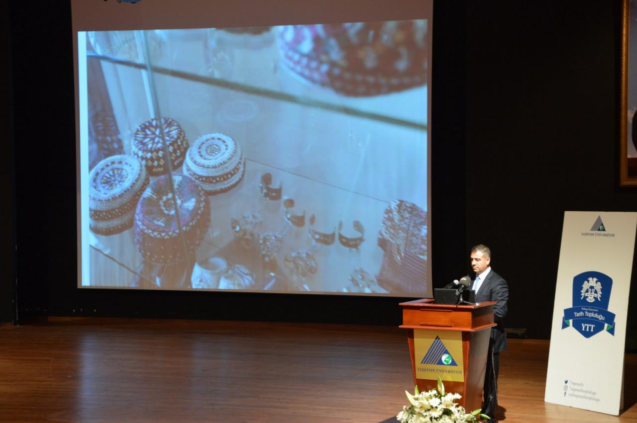 I. Uluslararası Türk Kültürü Ve Tarihi Sempozyumu Yeditepe Üniversitesi'nde Başladı Galeri - 53. Resim