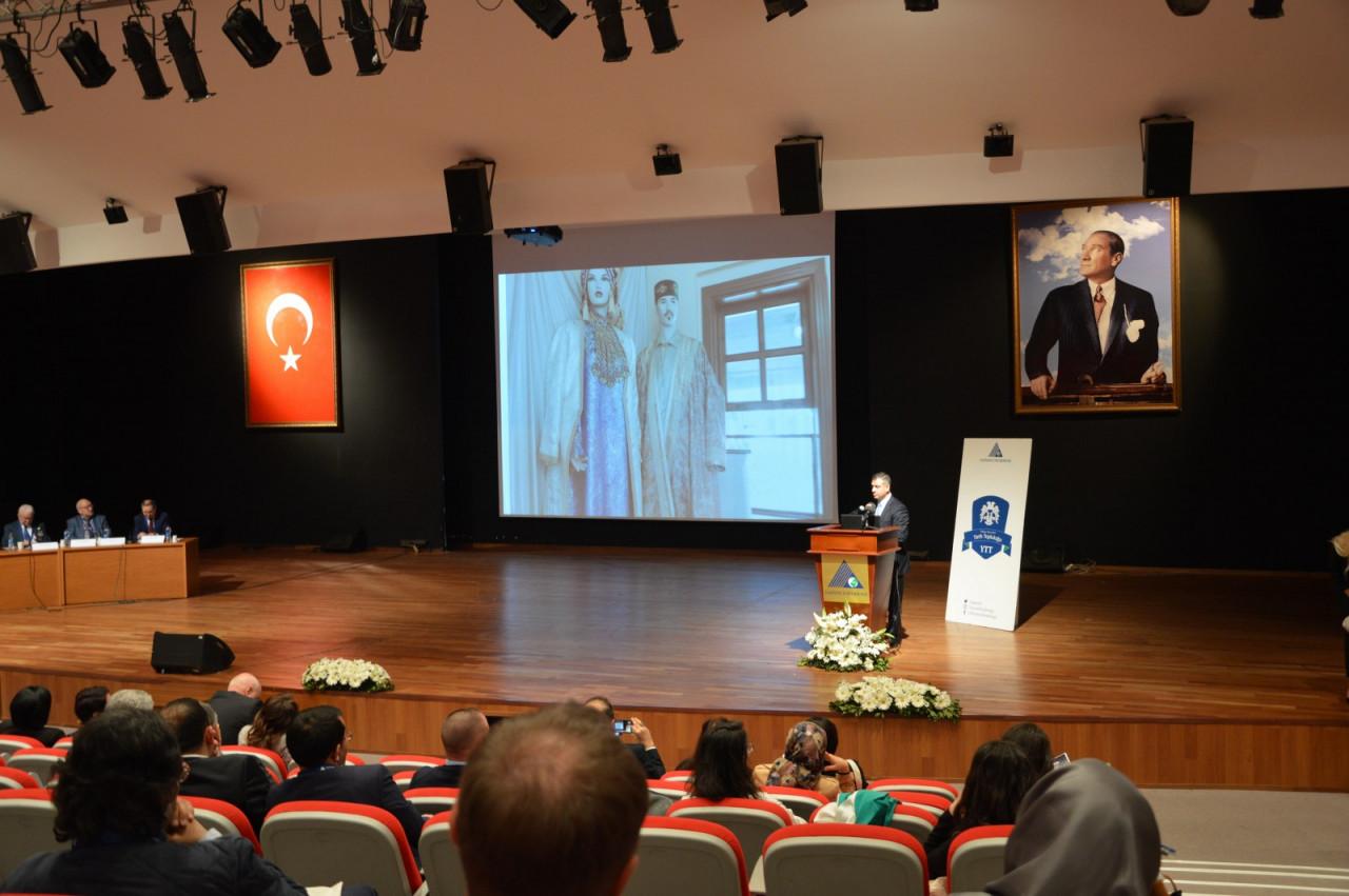I. Uluslararası Türk Kültürü Ve Tarihi Sempozyumu Yeditepe Üniversitesi'nde Başladı Galeri - 52. Resim
