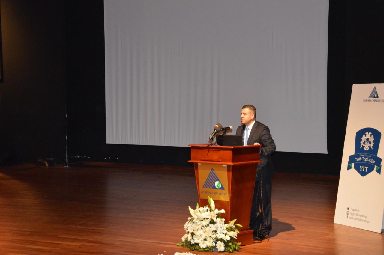 I. Uluslararası Türk Kültürü Ve Tarihi Sempozyumu Yeditepe Üniversitesi'nde Başladı Galeri - 9. Resim