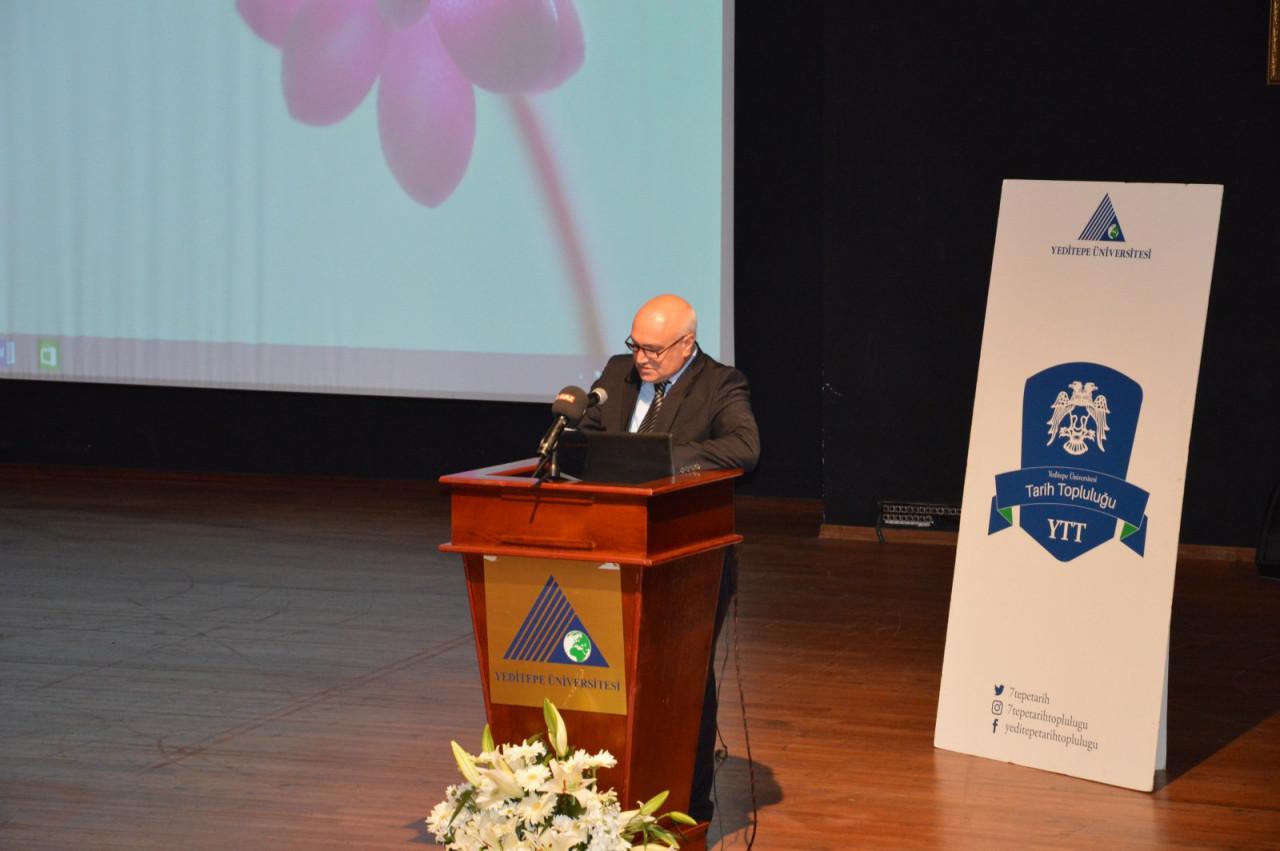 I. Uluslararası Türk Kültürü Ve Tarihi Sempozyumu Yeditepe Üniversitesi'nde Başladı Galeri - 7. Resim