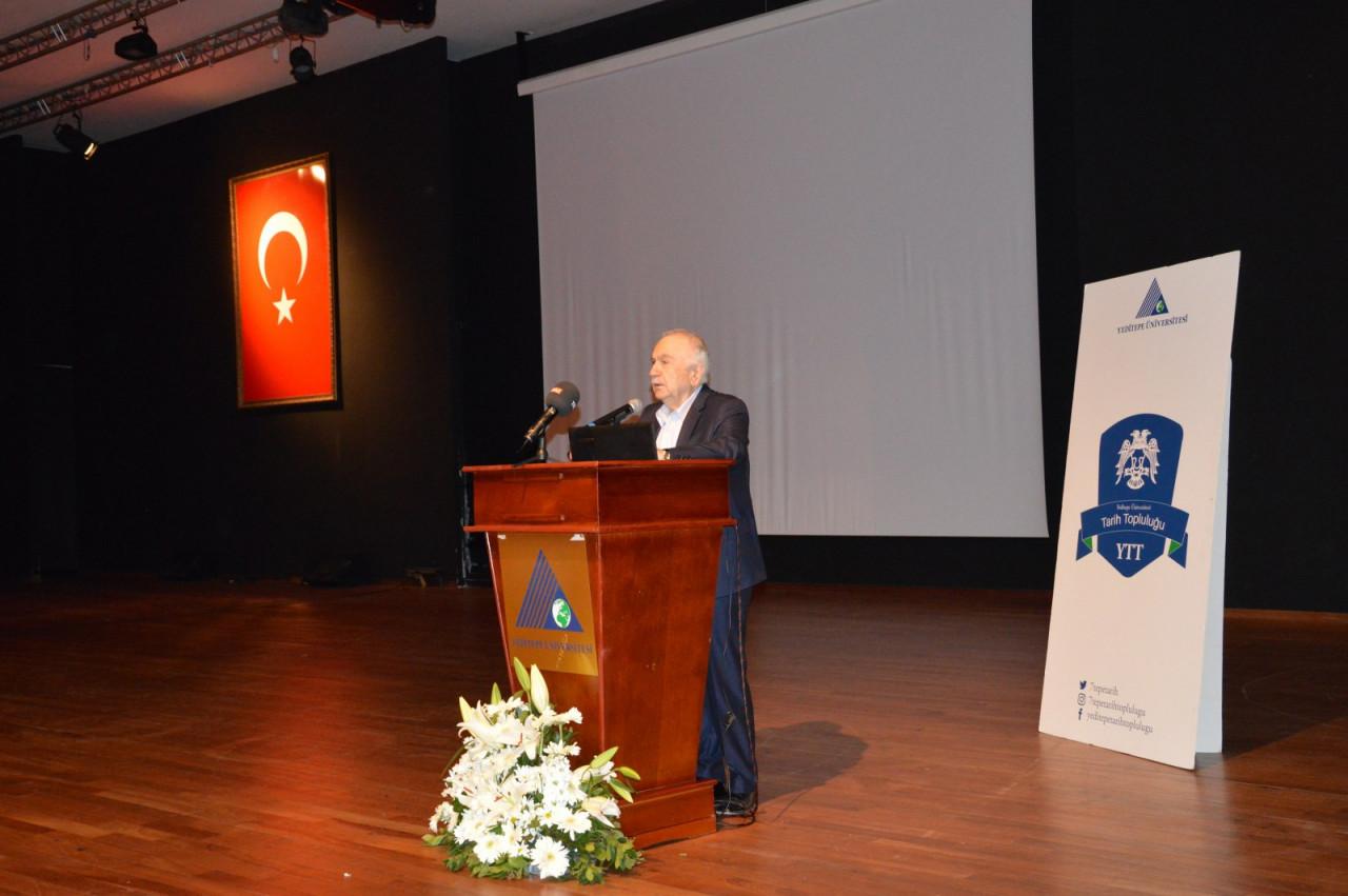 I. Uluslararası Türk Kültürü Ve Tarihi Sempozyumu Yeditepe Üniversitesi'nde Başladı Galeri - 19. Resim