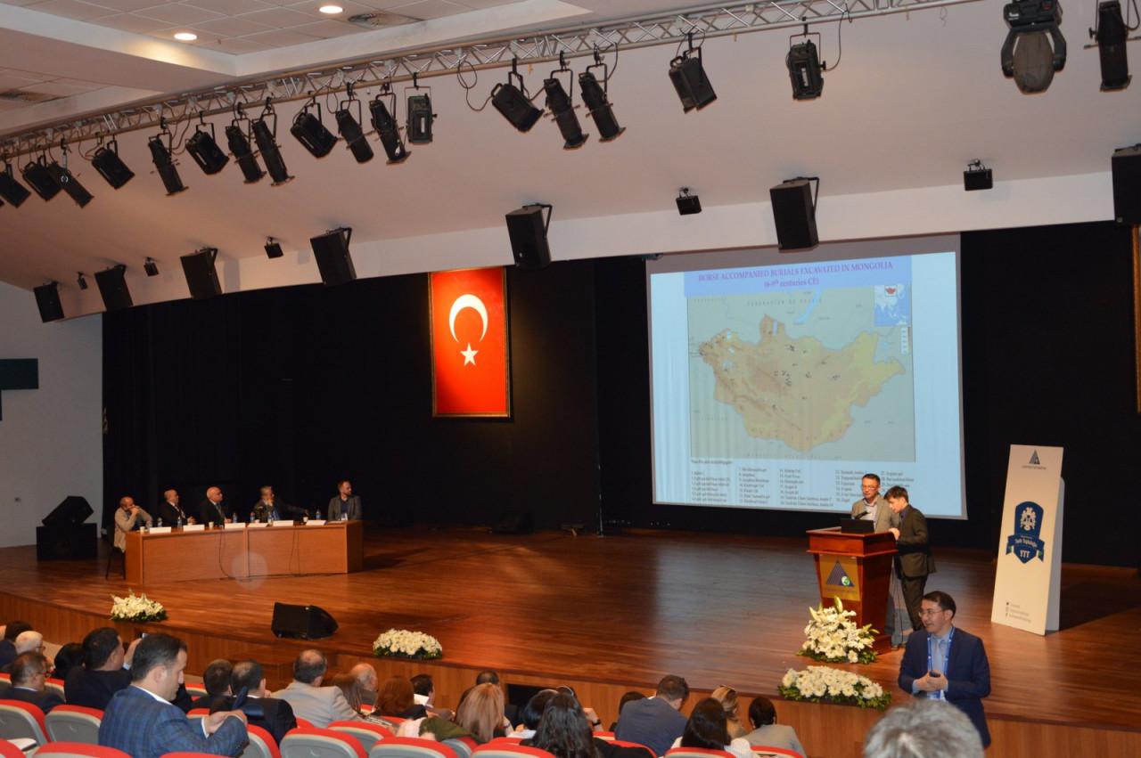 I. Uluslararası Türk Kültürü Ve Tarihi Sempozyumu Yeditepe Üniversitesi'nde Başladı Galeri - 31. Resim