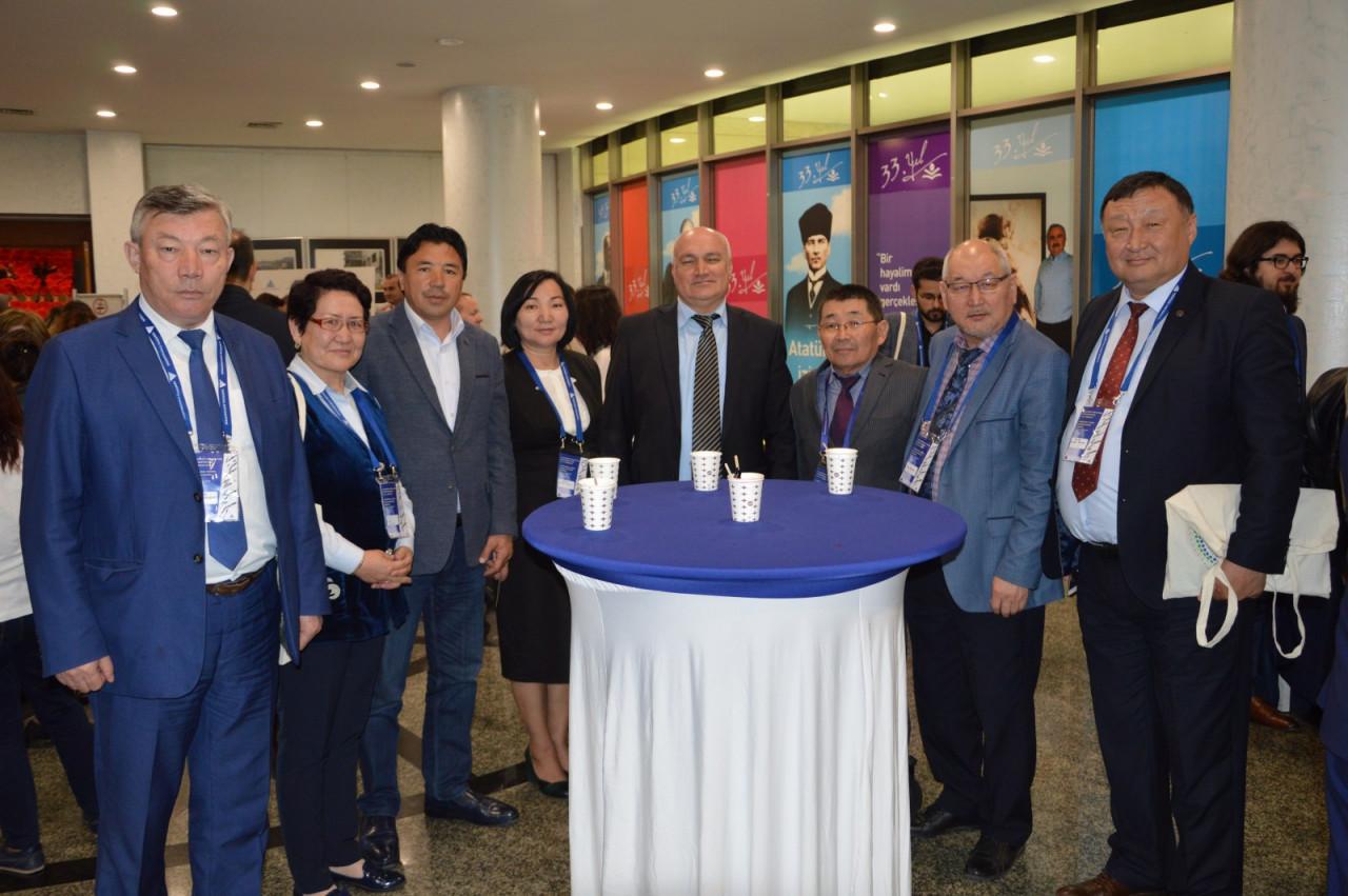 I. Uluslararası Türk Kültürü Ve Tarihi Sempozyumu Yeditepe Üniversitesi'nde Başladı Galeri - 41. Resim
