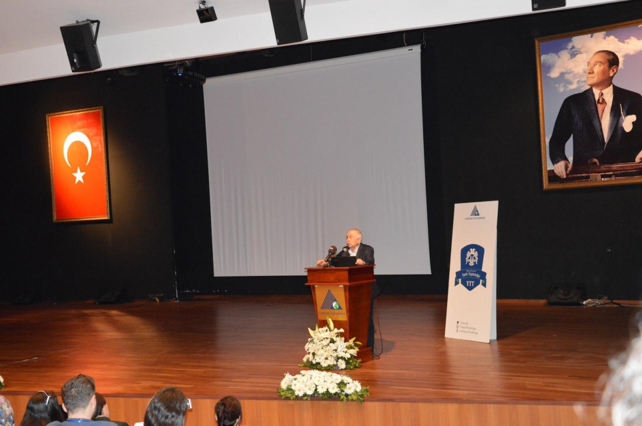 I. Uluslararası Türk Kültürü Ve Tarihi Sempozyumu Yeditepe Üniversitesi'nde Başladı Galeri - 21. Resim