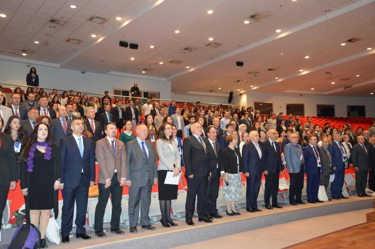 I. Uluslararası Türk Kültürü Ve Tarihi Sempozyumu Yeditepe Üniversitesi'nde Başladı Galeri - 3. Resim