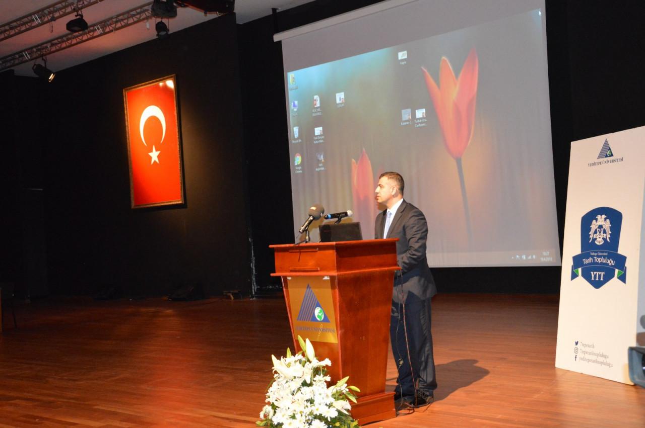 I. Uluslararası Türk Kültürü Ve Tarihi Sempozyumu Yeditepe Üniversitesi'nde Başladı Galeri - 13. Resim