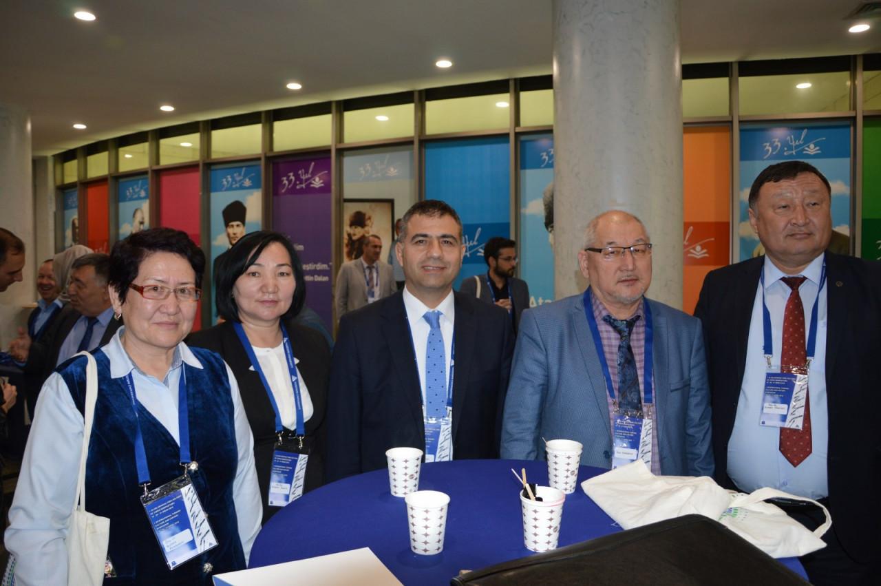 I. Uluslararası Türk Kültürü Ve Tarihi Sempozyumu Yeditepe Üniversitesi'nde Başladı Galeri - 42. Resim