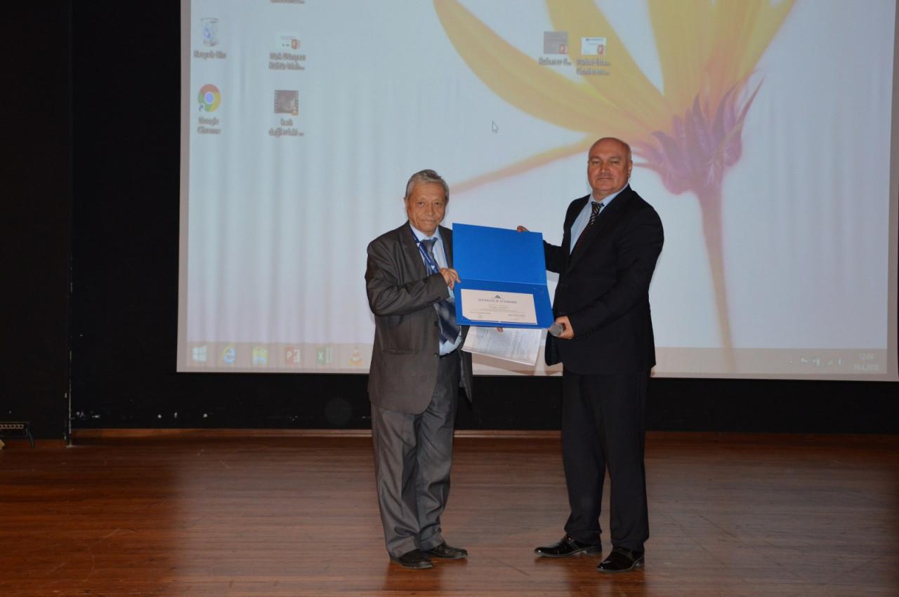 I. Uluslararası Türk Kültürü Ve Tarihi Sempozyumu Yeditepe Üniversitesi'nde Başladı Galeri - 35. Resim
