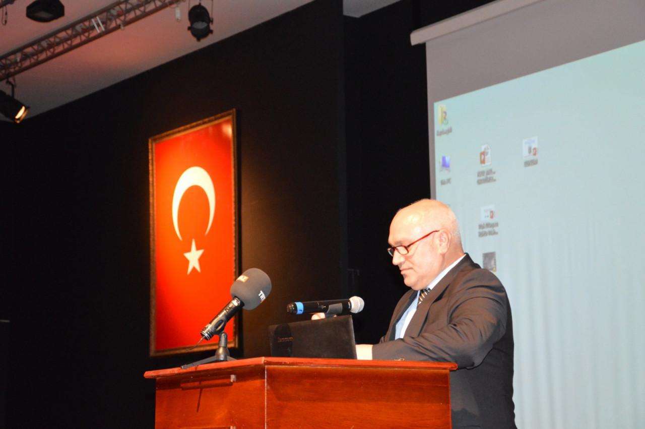 I. Uluslararası Türk Kültürü Ve Tarihi Sempozyumu Yeditepe Üniversitesi'nde Başladı Galeri - 6. Resim