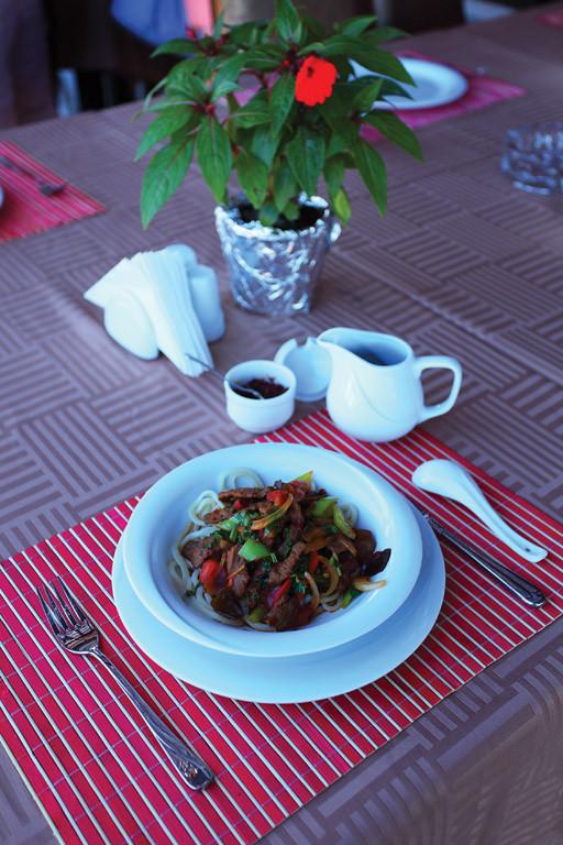 Türk Dünyası Zinnet Restoranı Galeri - 7.Resim