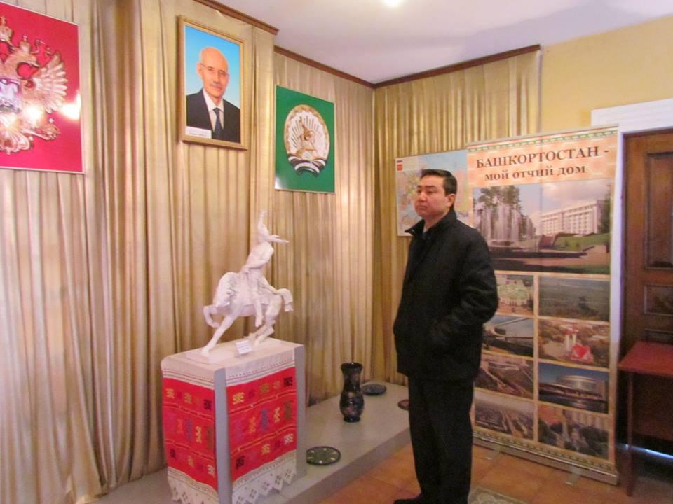 Kazakhstan İstanbul Consul General visited Topkapı Turkish Cultural Site Galeri - 10. Resim