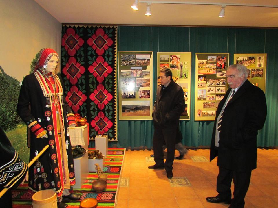 Kazakhstan İstanbul Consul General visited Topkapı Turkish Cultural Site Galeri - 11. Resim