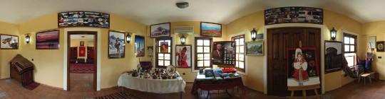 Kırgızistan Kültür Evi
