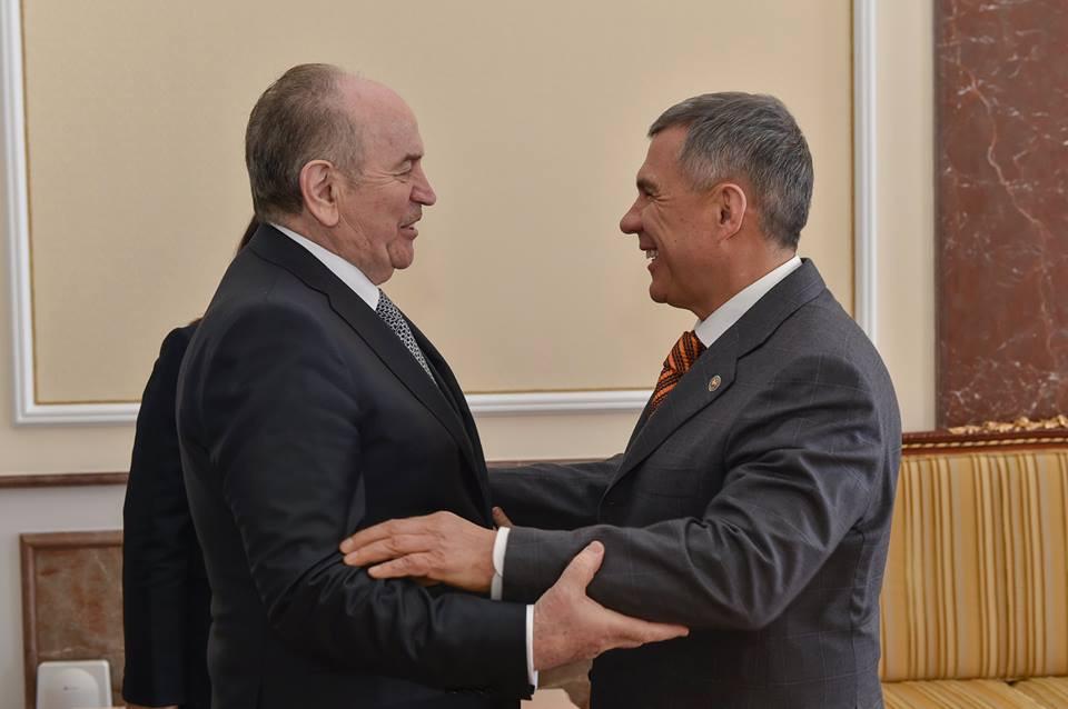Medal of Honour to Mayor Kadir Topbaş Galeri - 12. Resim