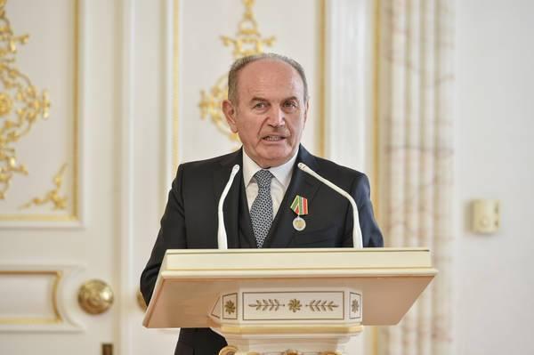 Medal of Honour to Mayor Kadir Topbaş Galeri - 10. Resim