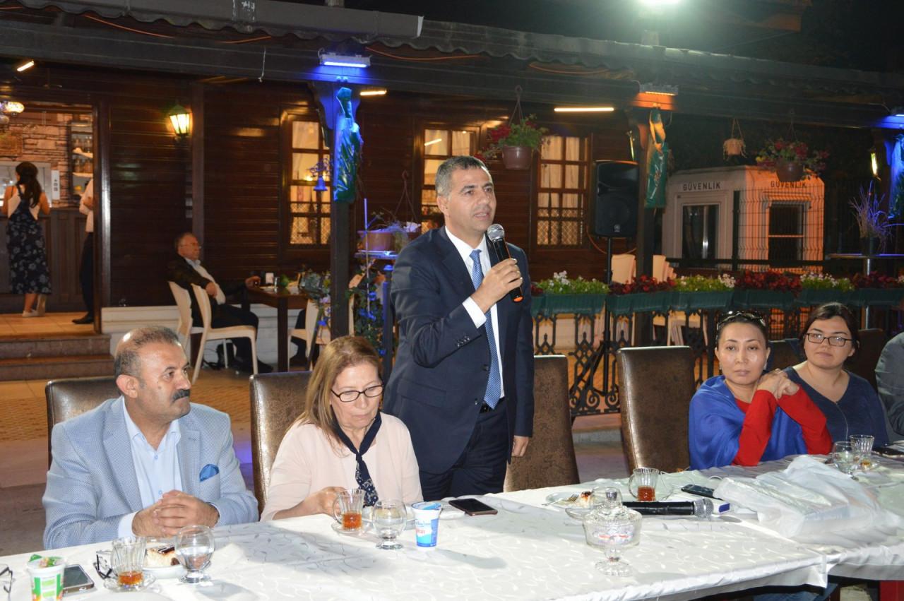 Türk Dünyası Temsilcileri Kültür AŞ İftarında Buluştu Galeri - 18. Resim