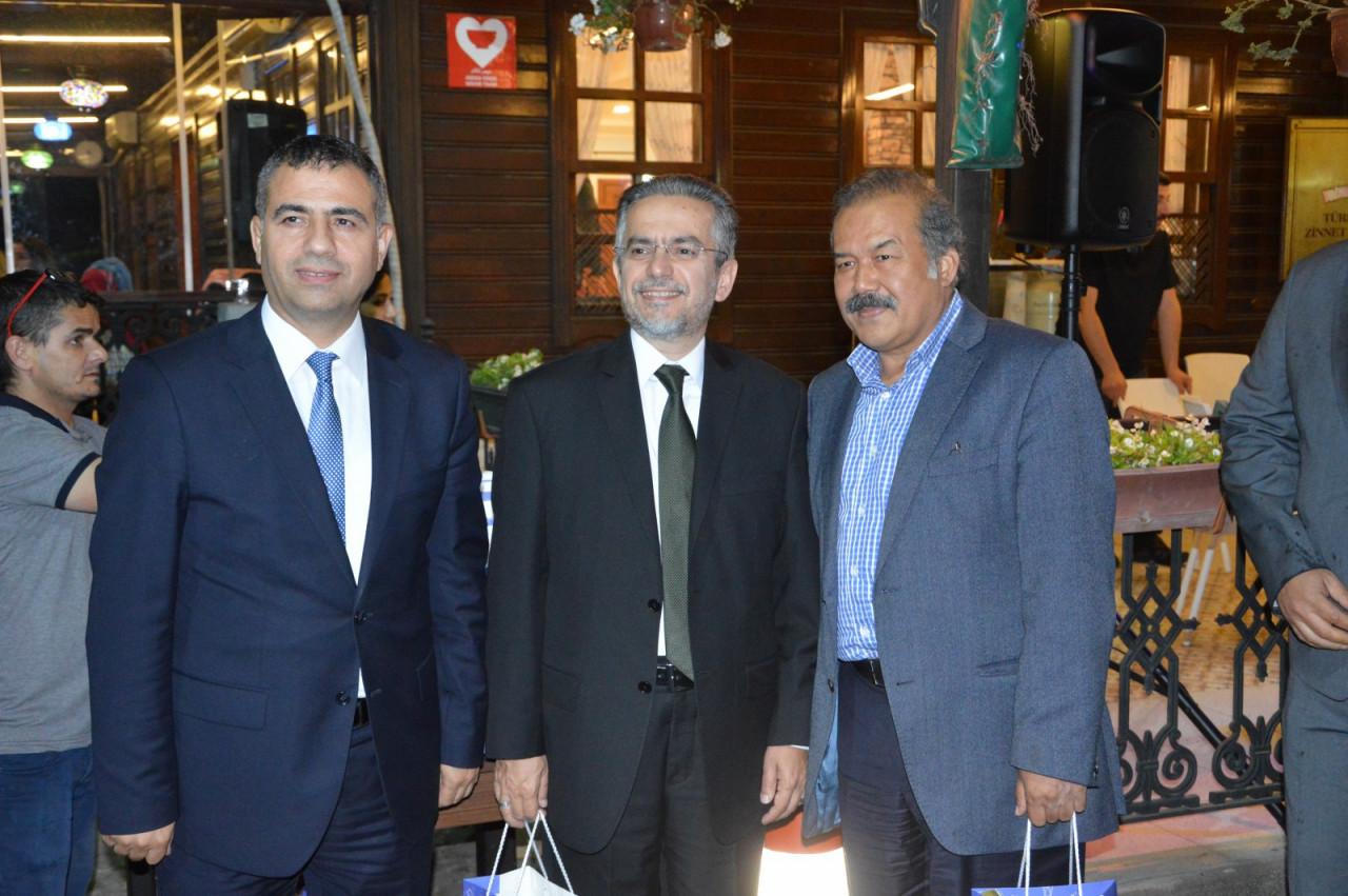 Türk Dünyası Temsilcileri Kültür AŞ İftarında Buluştu Galeri - 17. Resim