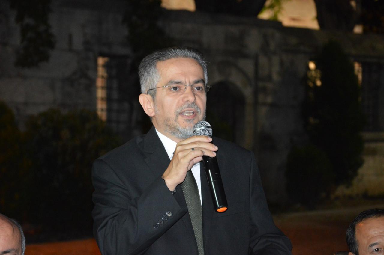 Türk Dünyası Temsilcileri Kültür AŞ İftarında Buluştu Galeri - 1. Resim