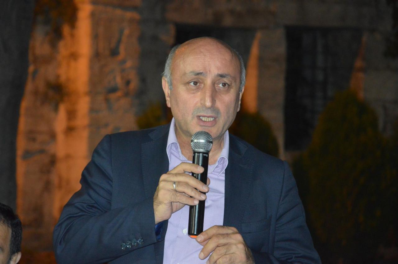 Türk Dünyası Temsilcileri Kültür AŞ İftarında Buluştu Galeri - 8. Resim