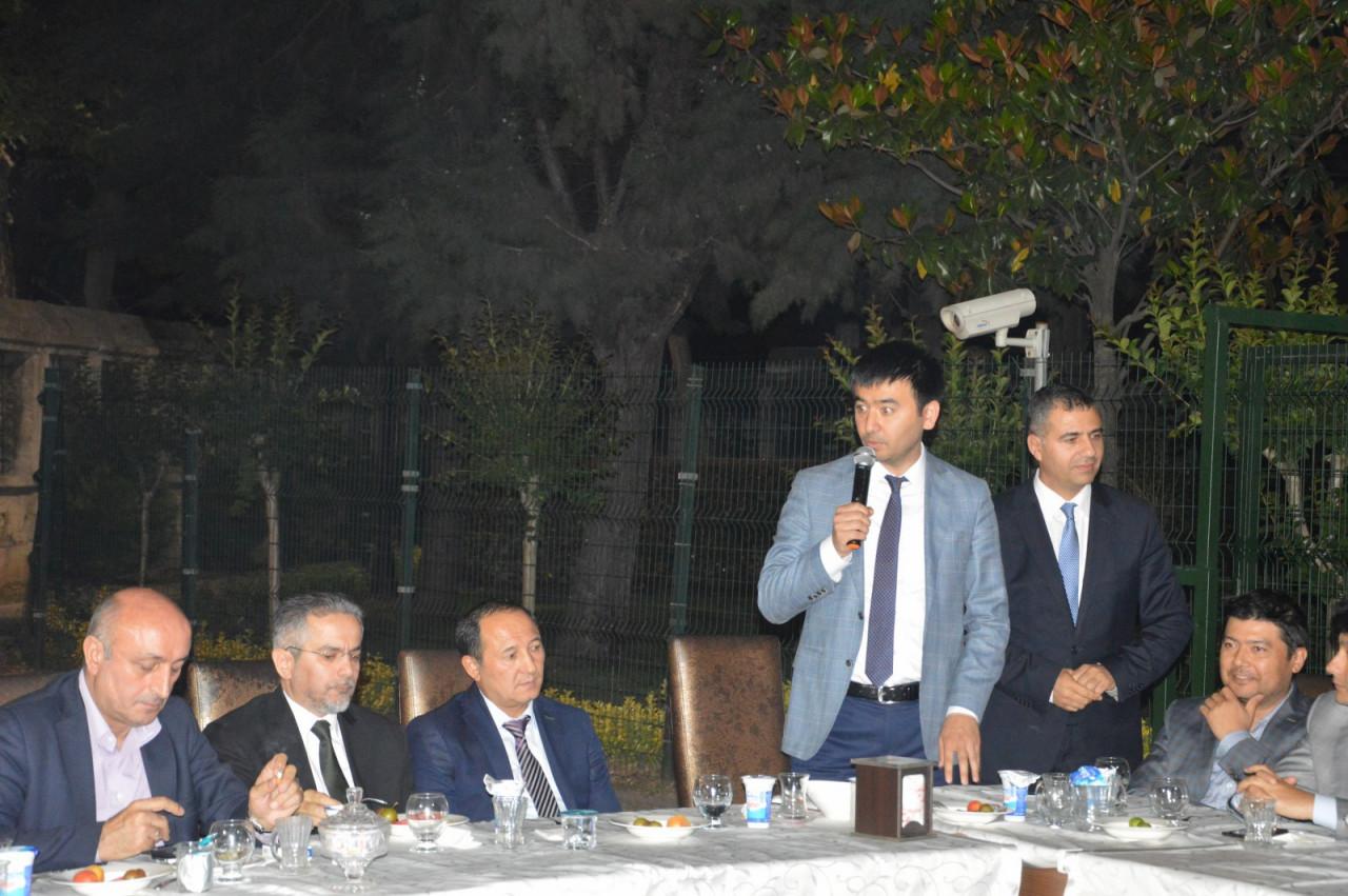 Türk Dünyası Temsilcileri Kültür AŞ İftarında Buluştu Galeri - 12. Resim