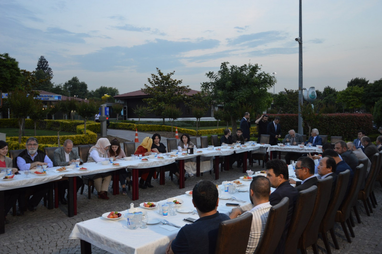 Türk Dünyası Temsilcileri Kültür AŞ İftarında Buluştu Galeri - 2. Resim