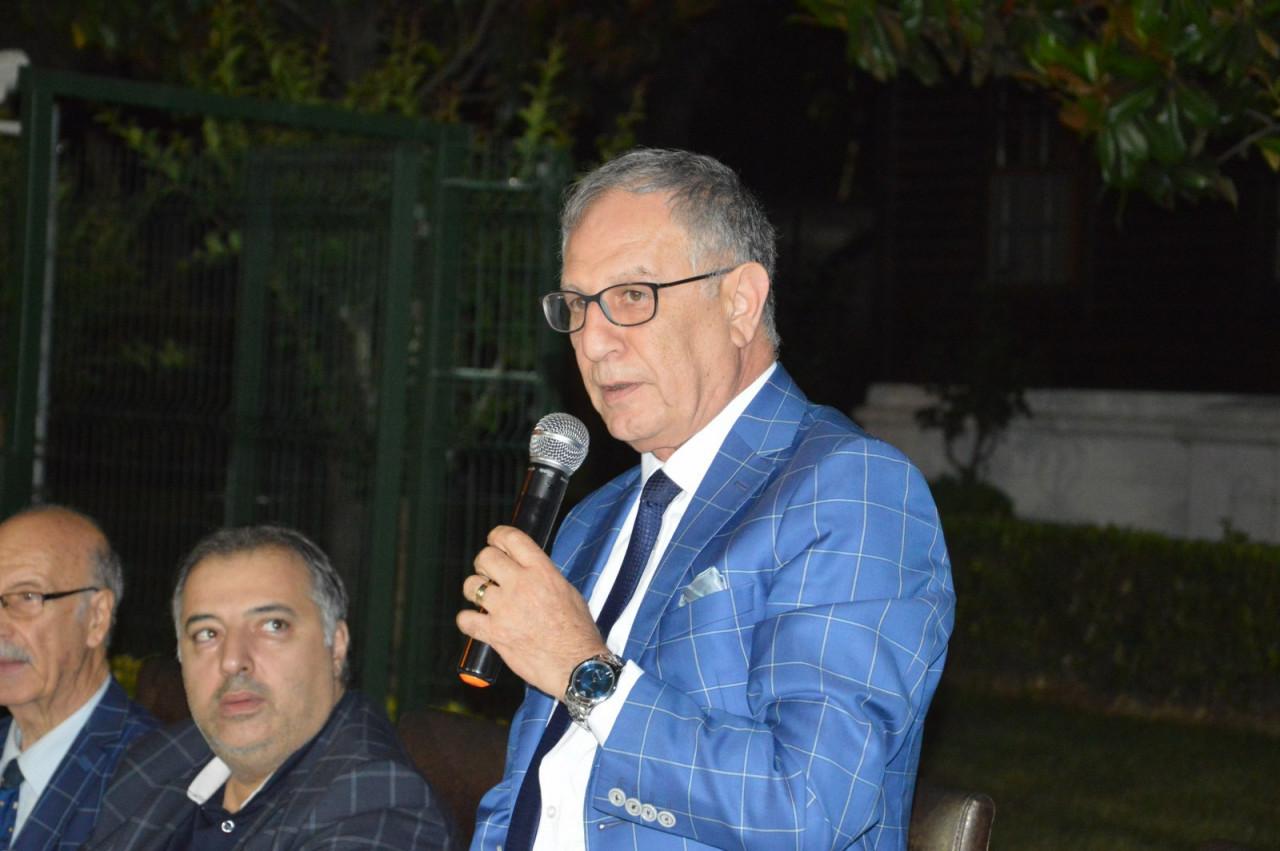 Türk Dünyası Temsilcileri Kültür AŞ İftarında Buluştu Galeri - 13. Resim