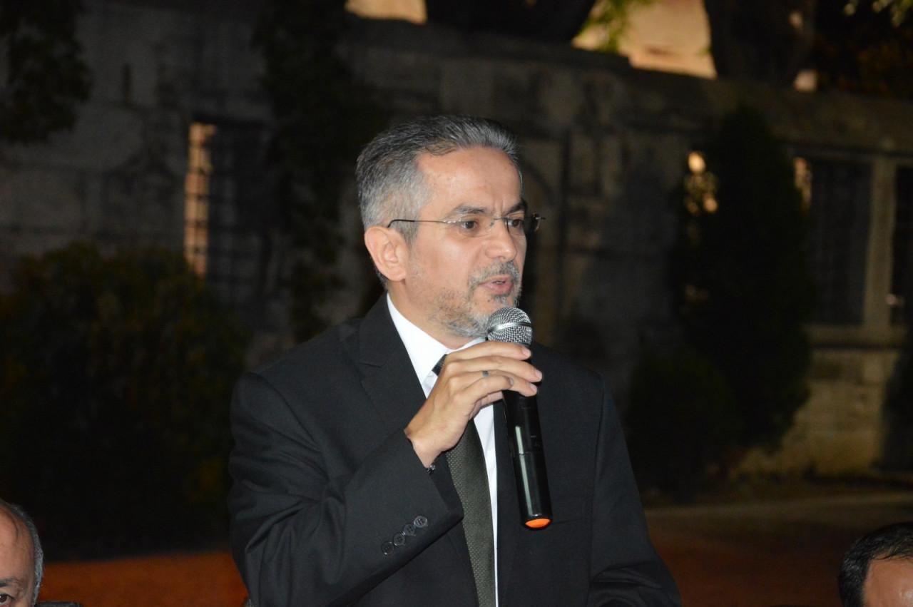 Türk Dünyası Temsilcileri Kültür AŞ İftarında Buluştu Galeri - 6. Resim