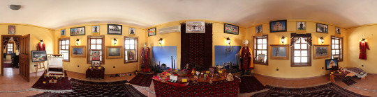 Türkmenistan Kültür Evi