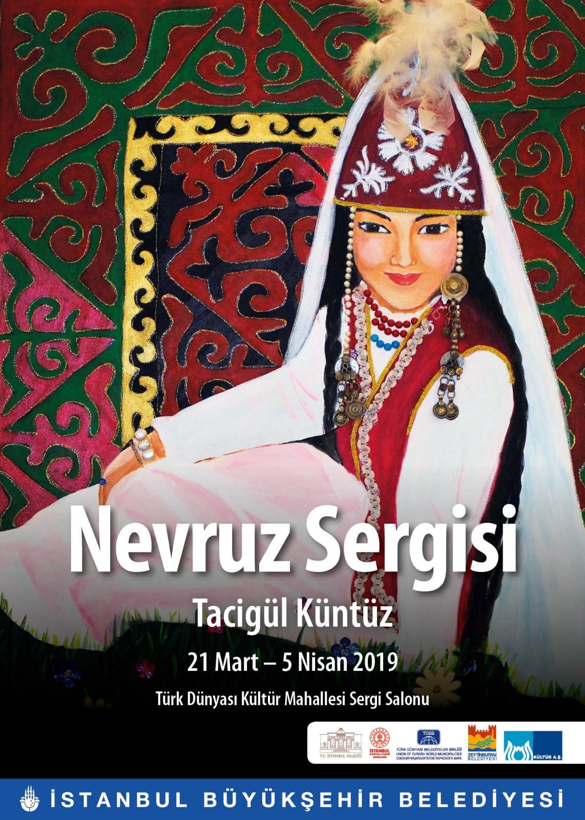 Nevruz Kutlamalarının Adresi Türk Dünyası Kültür Mahallesi Olacak Galeri - 2. Resim
