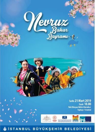Nevruz Kutlamalarının Adresi Türk Dünyası Kültür Mahallesi Olacak Galeri - 1. Resim