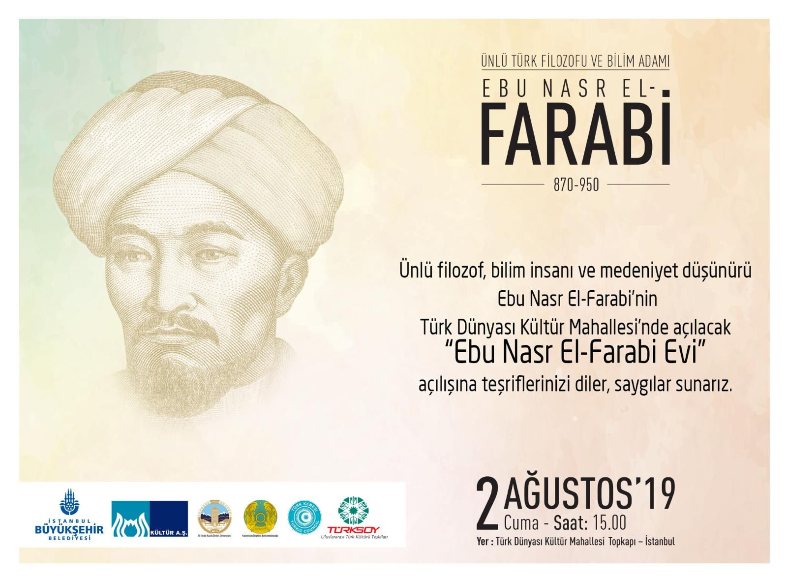 Farabi Kültür Evi açılıyor Galeri - 2. Resim