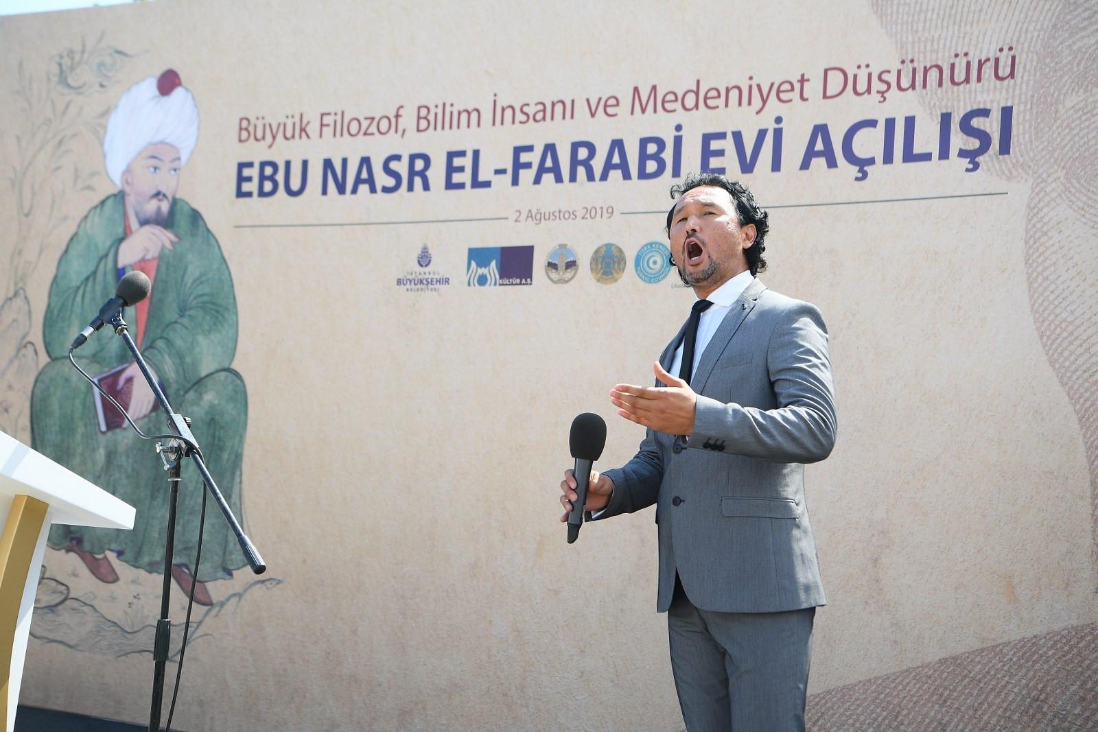 Ebu Nasr El Farabi Evi açıldı Galeri - 11. Resim