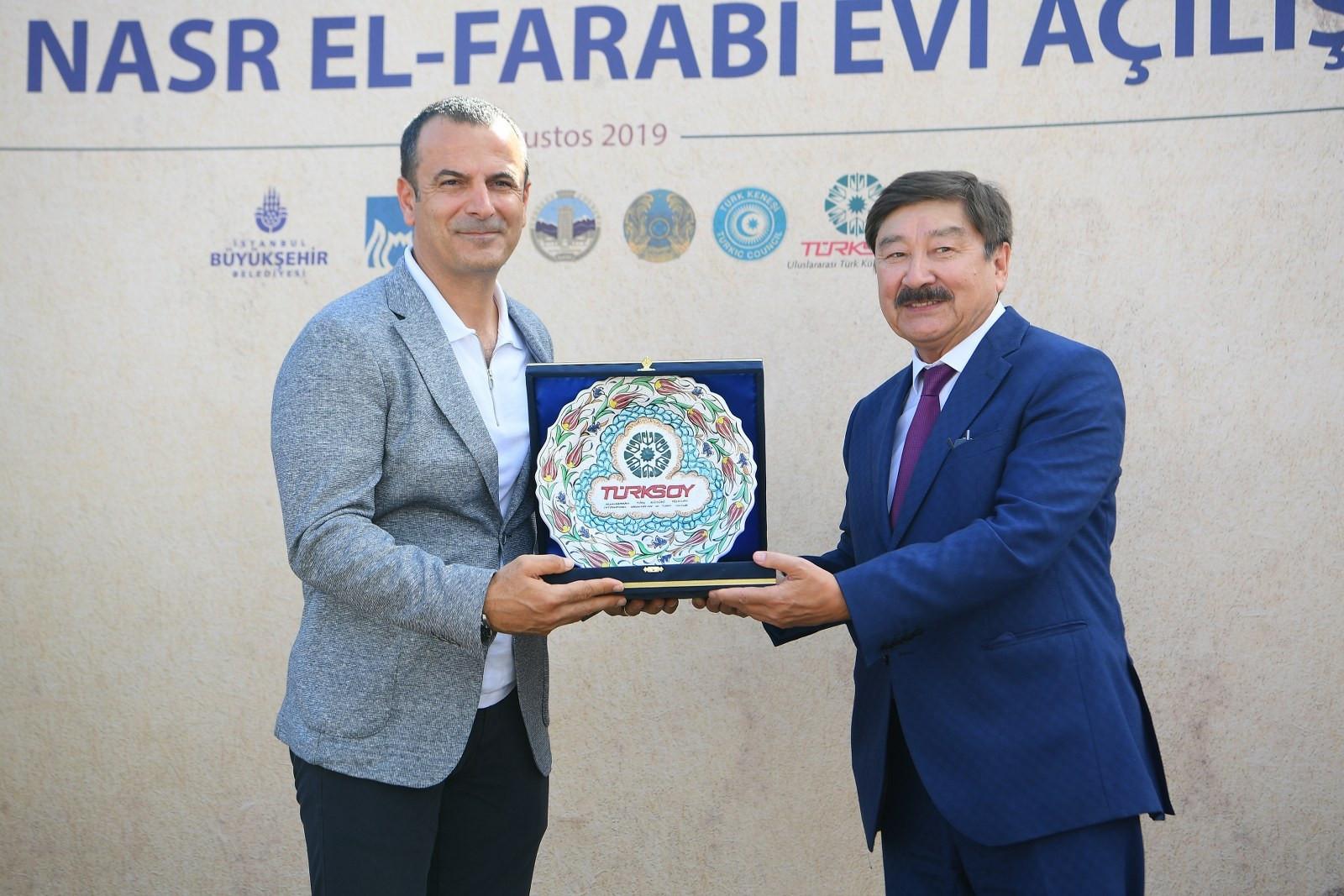 Ebu Nasr El Farabi Evi açıldı Galeri - 15. Resim