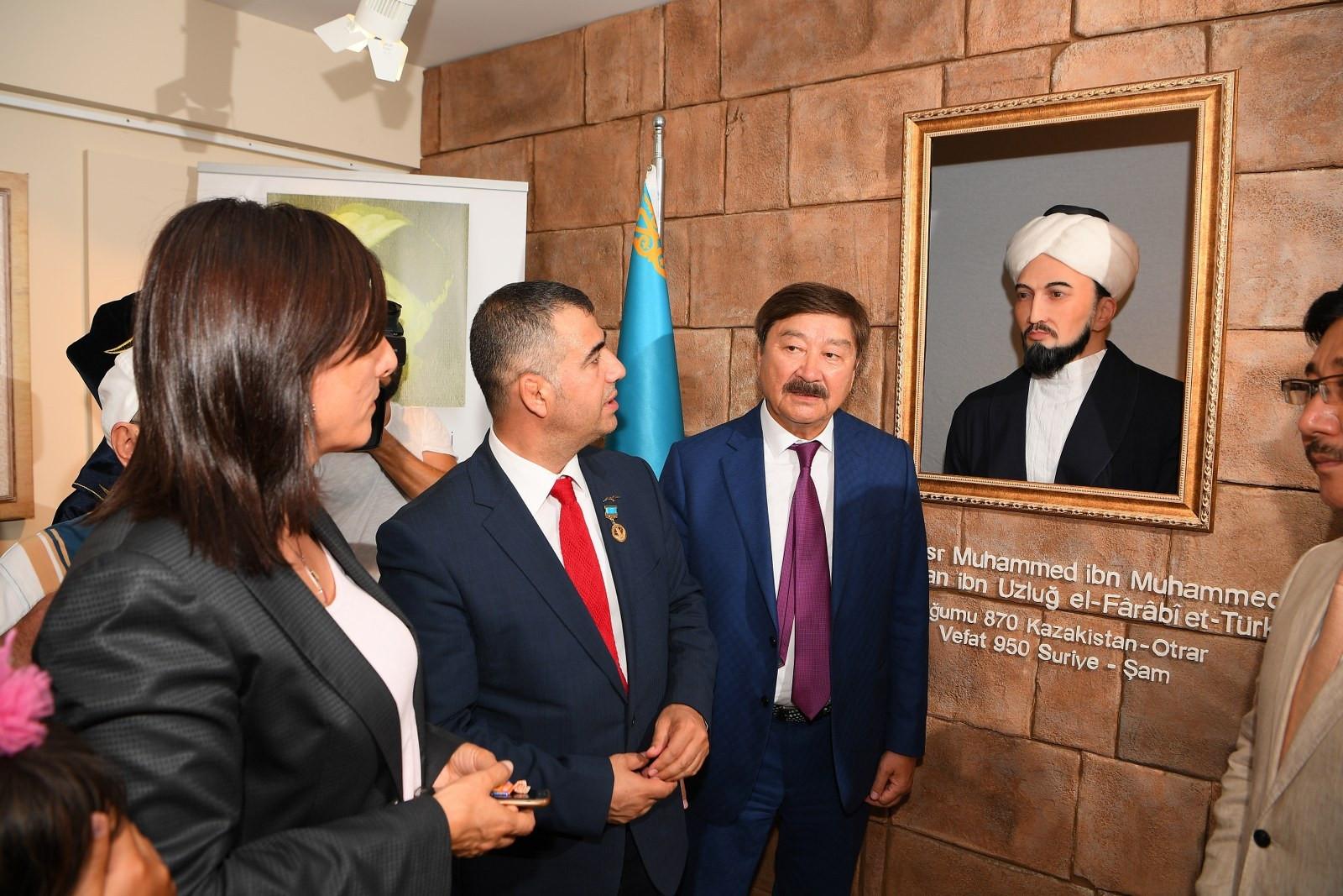 Ebu Nasr El Farabi Evi açıldı Galeri - 20. Resim