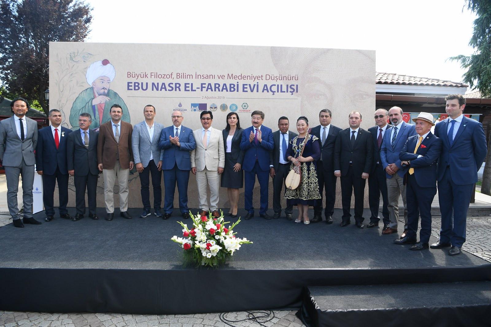 Ebu Nasr El Farabi Evi açıldı Galeri - 18. Resim