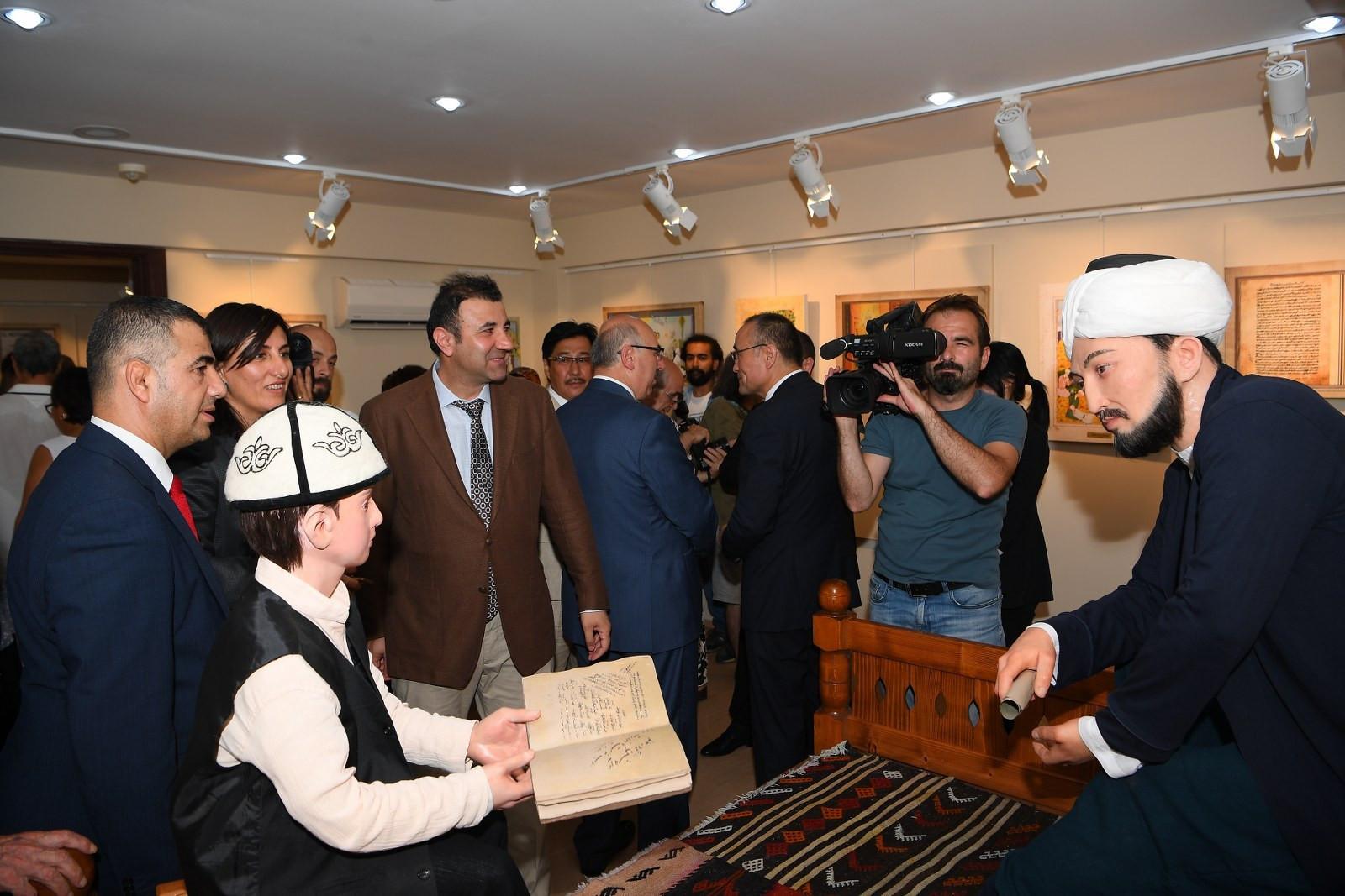 Ebu Nasr El Farabi Evi açıldı Galeri - 21. Resim