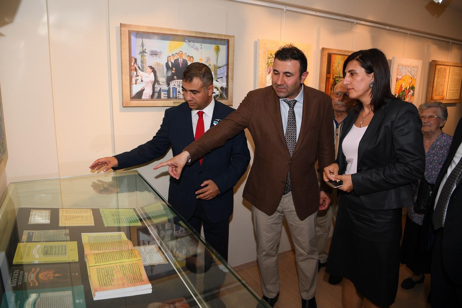 Ebu Nasr El Farabi Evi açıldı Galeri - 22. Resim