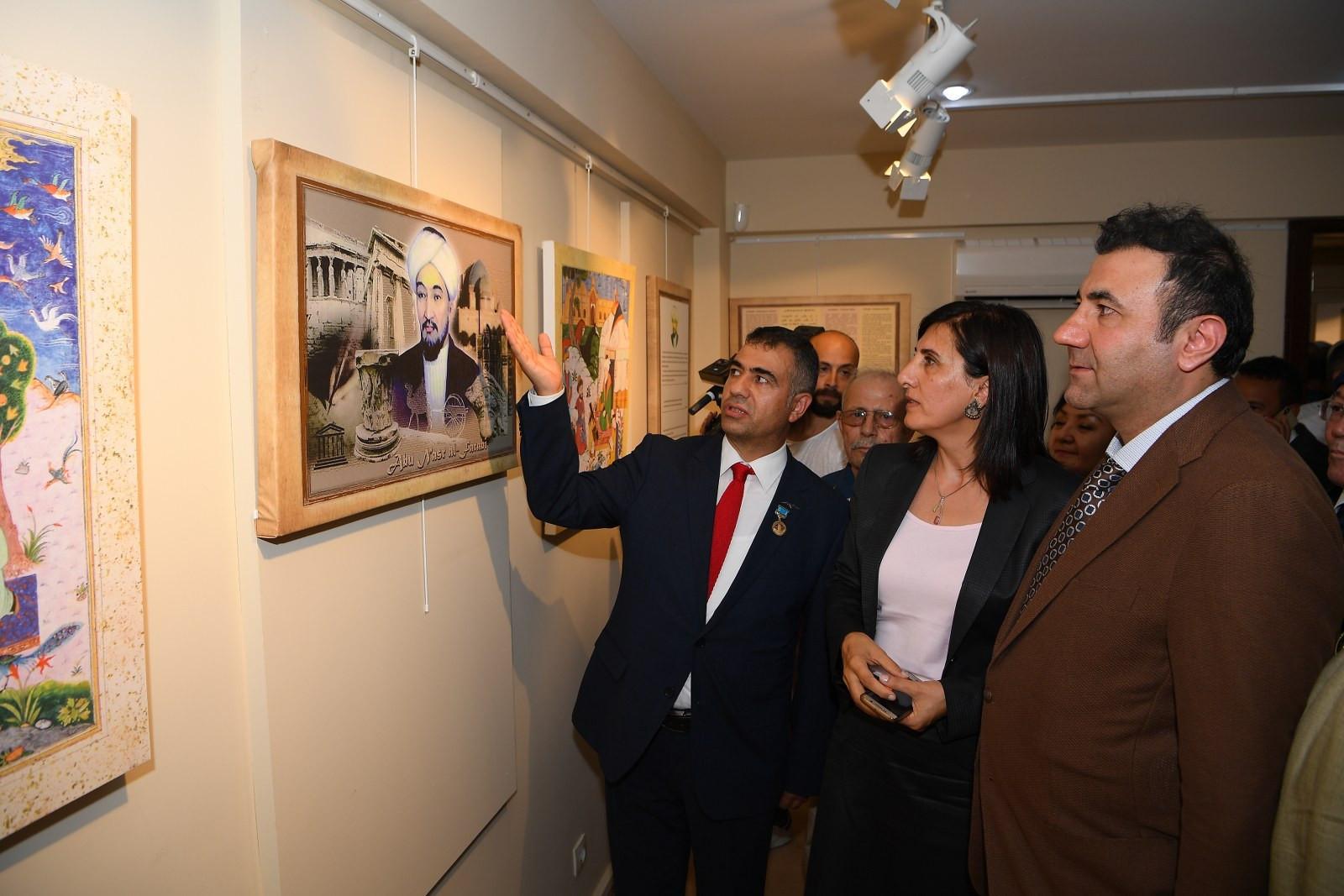 Ebu Nasr El Farabi Evi açıldı Galeri - 23. Resim