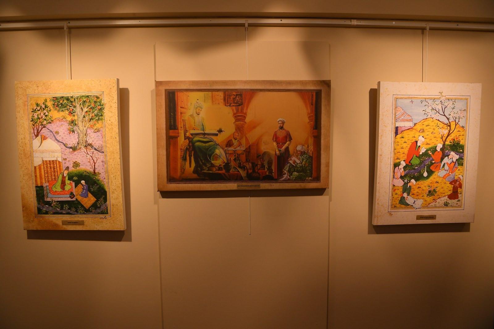 Ebu Nasr El Farabi Evi açıldı Galeri - 29. Resim