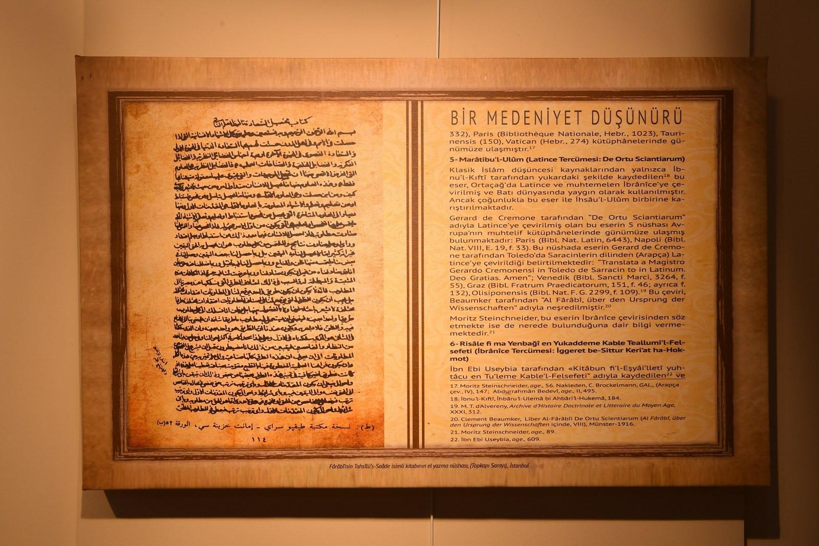 Ebu Nasr El Farabi Evi açıldı Galeri - 30. Resim