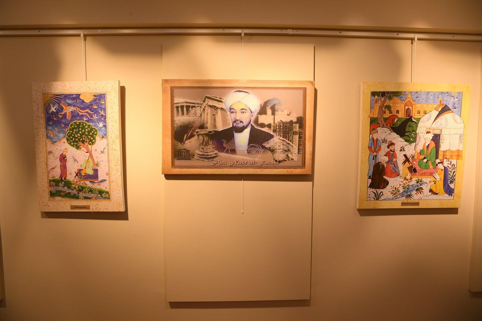 Ebu Nasr El Farabi Evi açıldı Galeri - 31. Resim