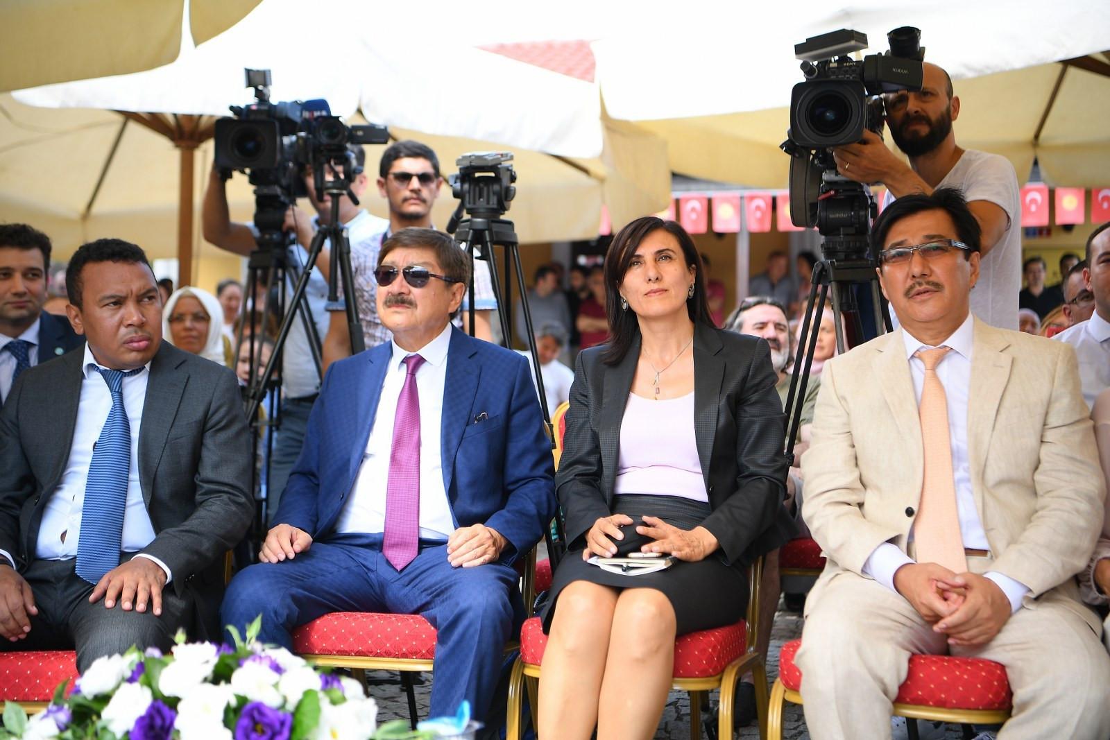 Ebu Nasr El Farabi Evi açıldı Galeri - 3. Resim