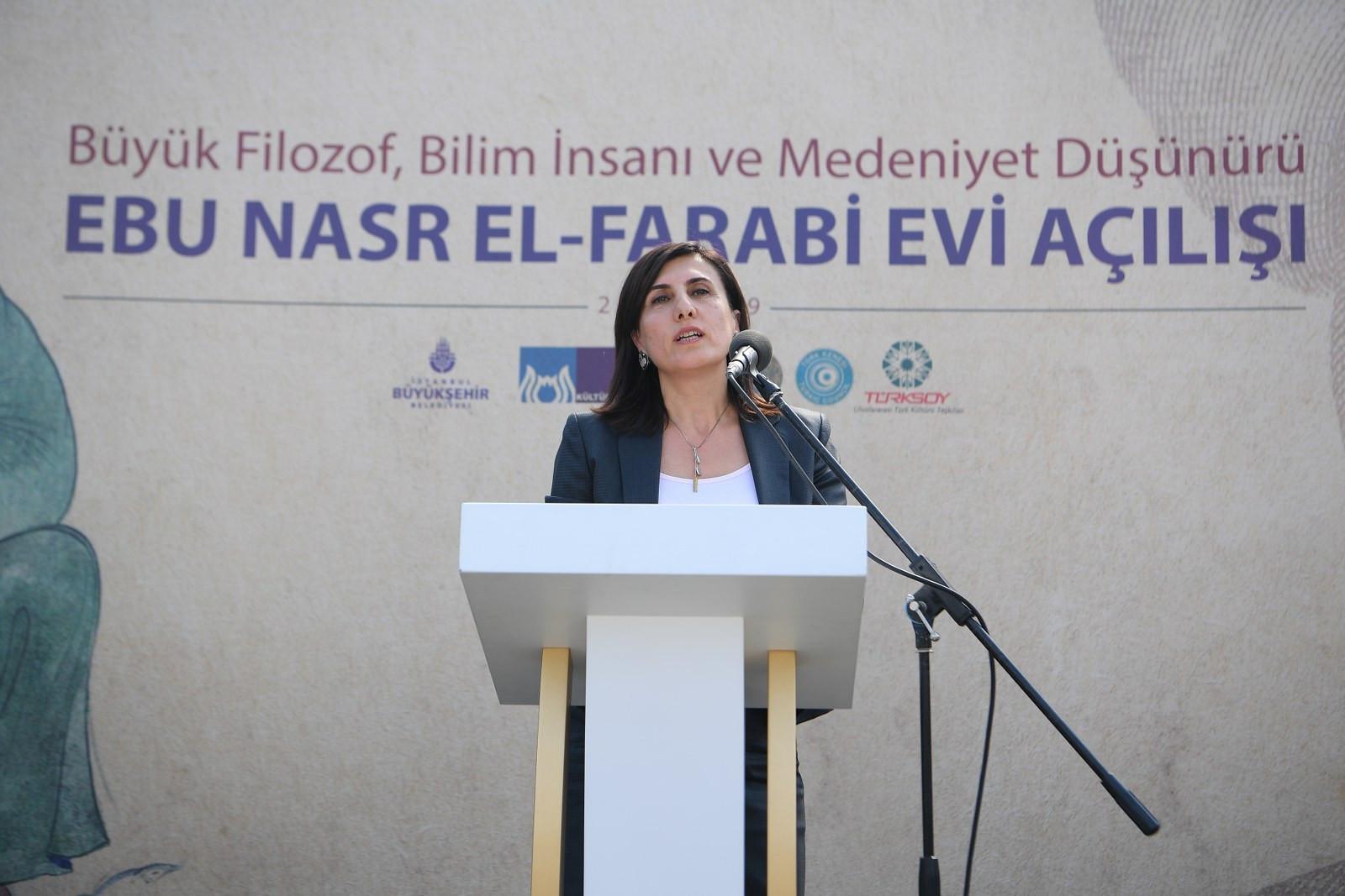 Ebu Nasr El Farabi Evi açıldı Galeri - 5. Resim