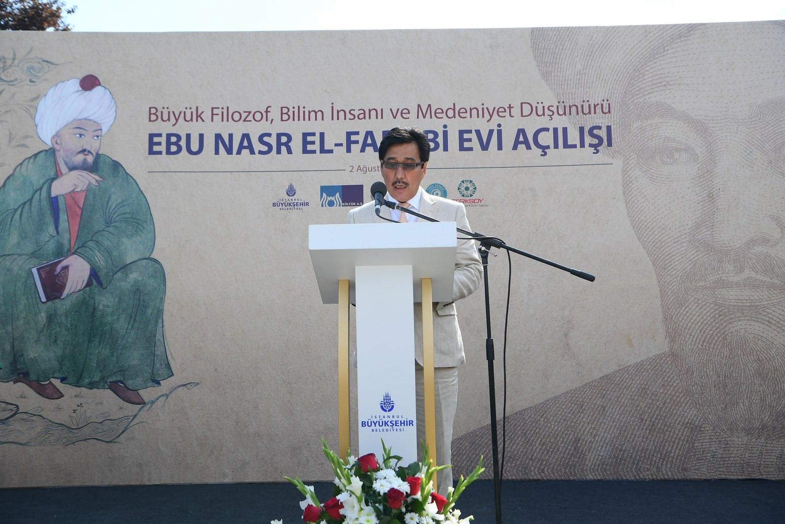 Ebu Nasr El Farabi Evi açıldı Galeri - 7. Resim