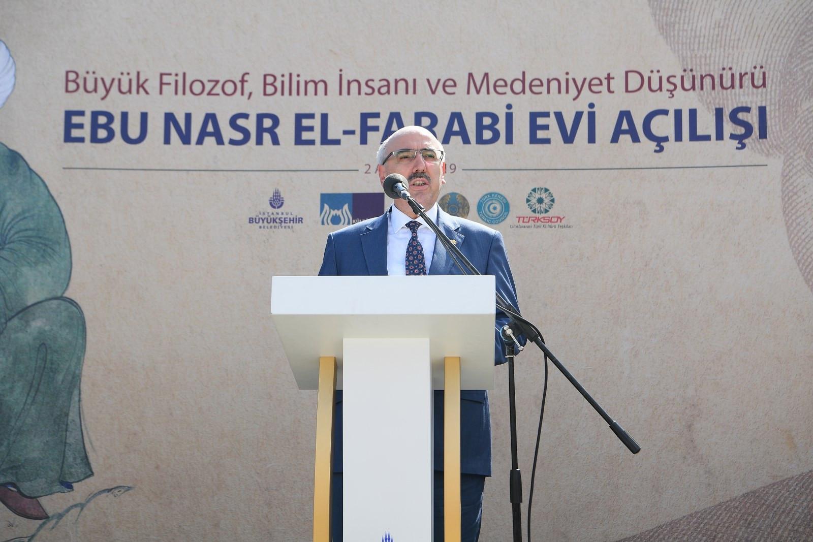 Ebu Nasr El Farabi Evi açıldı Galeri - 8. Resim