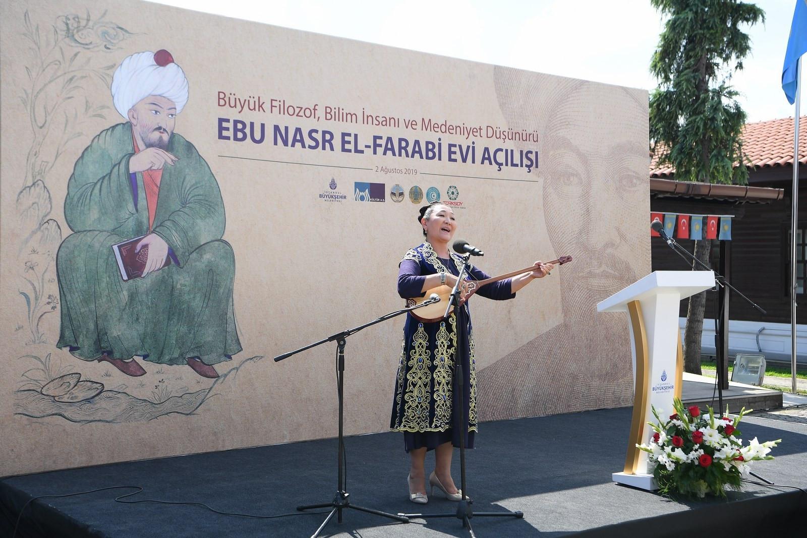 Ebu Nasr El Farabi Evi açıldı Galeri - 9. Resim